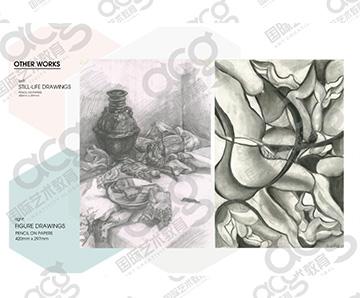 青岛-姜怡然-珠宝设计-加州艺术学院CCA萨凡纳艺术与设计学院SCAD罗切斯特理工大学-本科