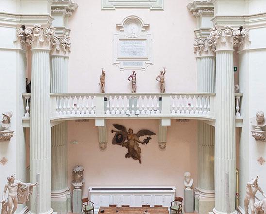 Accademia di belle arti DI BOLOGNA