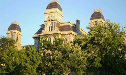 雪城大学建筑学有哪些?