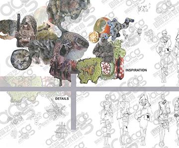 青岛校区-王思文-服装设计-加州艺术学院CCA芝加哥艺术学院SAIC普瑞特艺术学院Pratt-本科