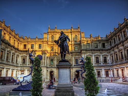 英国艺术留学院校排名TOP5