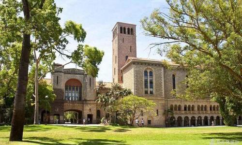 西澳大学世界排名怎么样?
