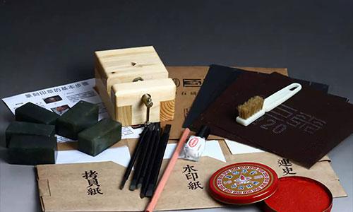 Workshop 篆刻&ACG: 体验传统篆刻印章