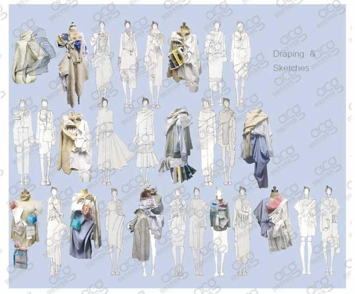 奖学金10000-芝加哥艺术学院-服装设计-本科-刘霁娴-ACG国际艺术教育