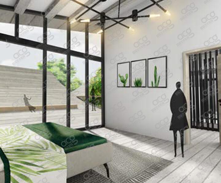 帕森斯设计学院-室内设计-研究生-郭雨虹-ACG国际艺术教育