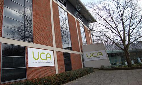 英国创意艺〓术大学怎么样?