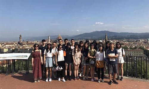 ACG意大利研学团回顾:意大利留学先人一步