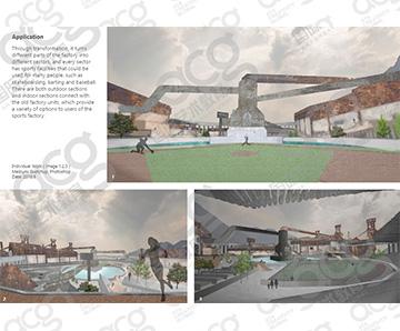 上海校区-朱阳洋-建筑设计-雪城大学-本科