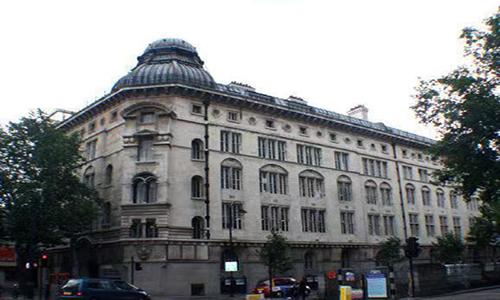 伦敦艺术大学之中央圣马丁艺术与设计学院