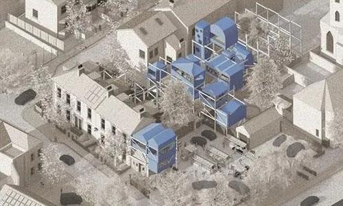 建筑空间工作营:形式与权力 The Power of Form