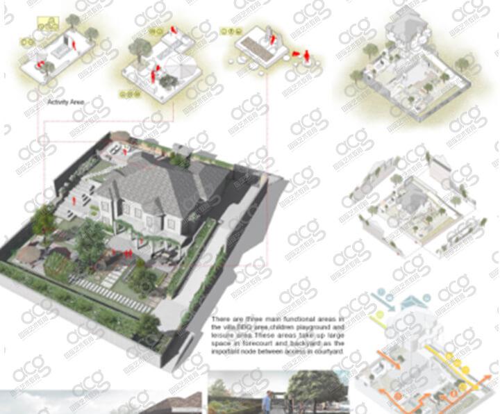 谢菲尔德大学-景观设计-研究生-温子秋-ACG国际艺术教育