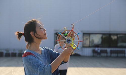 人物专访:爱艺术,并被耶鲁和罗德岛录取的中国女孩讲述什么是真正的教育?