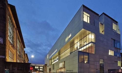 英国格拉斯哥艺术学院世界排名