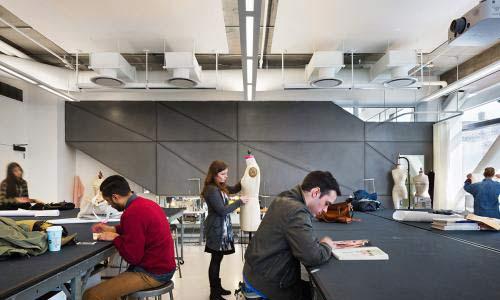 美国帕森斯设计学院申请及费用