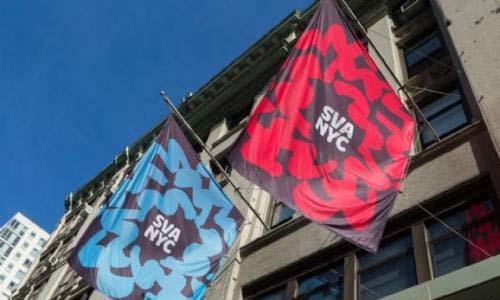 美国纽约视觉艺术学院的排名