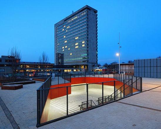 Erasmus Universitiet Rotterdam