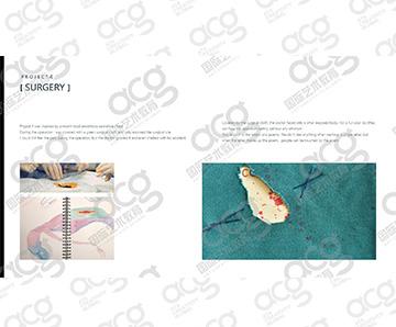 上海校区-惠雨舸-纯艺-伦敦艺术大学中央圣马丁艺术与设计学院-硕士