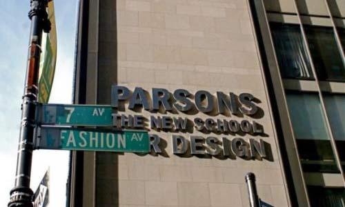 美国帕森斯设计学院优势专业