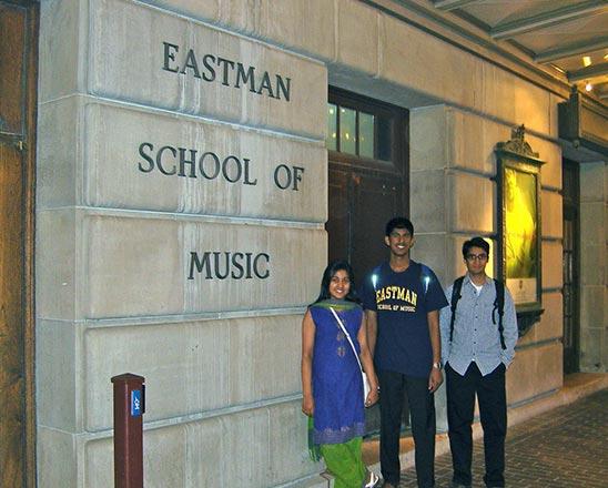 伊斯曼音乐学院