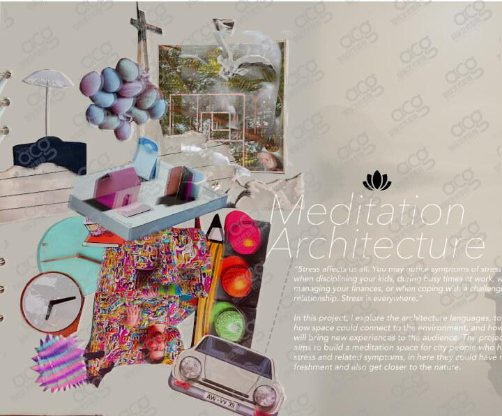 马里兰艺术学院-室内设计-本科-颜玉孩-ACG国际艺术教育
