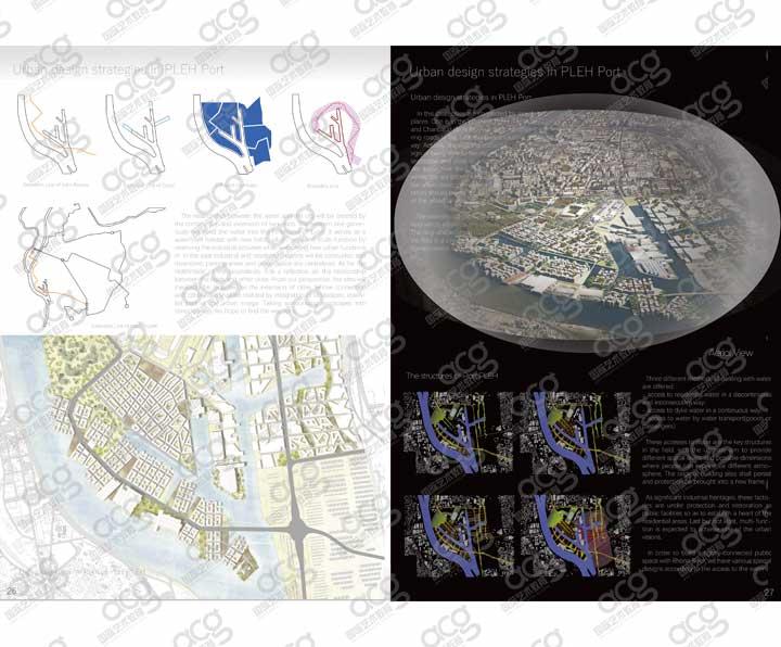 墨尔本皇家理工大学-建筑设计-研究生-尹智晟-ACG国际艺术教育