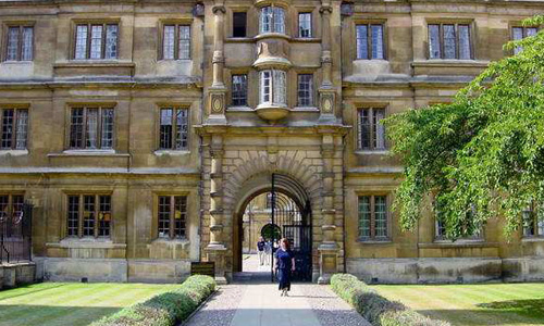 剑桥大学本科专业设置
