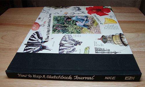 Sketchbook为什么必须包含在作品集内?