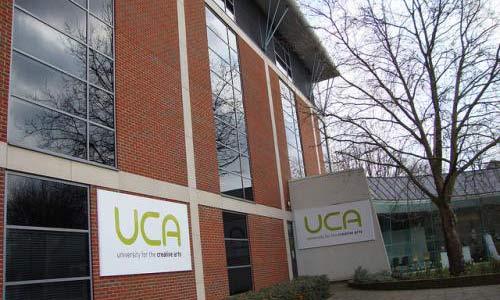 英国创意艺术大学留学申请