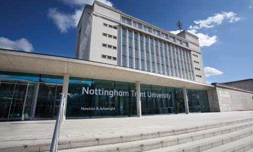 诺丁汉特伦特大学入学要求
