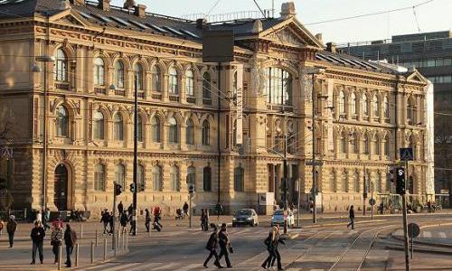 芬兰美术学院研究生专业