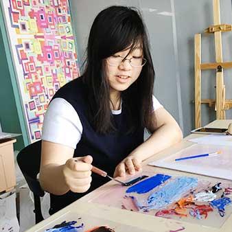 瑞玲艺术设计学院-动画-本科-宋涵-ACG国际艺术教育