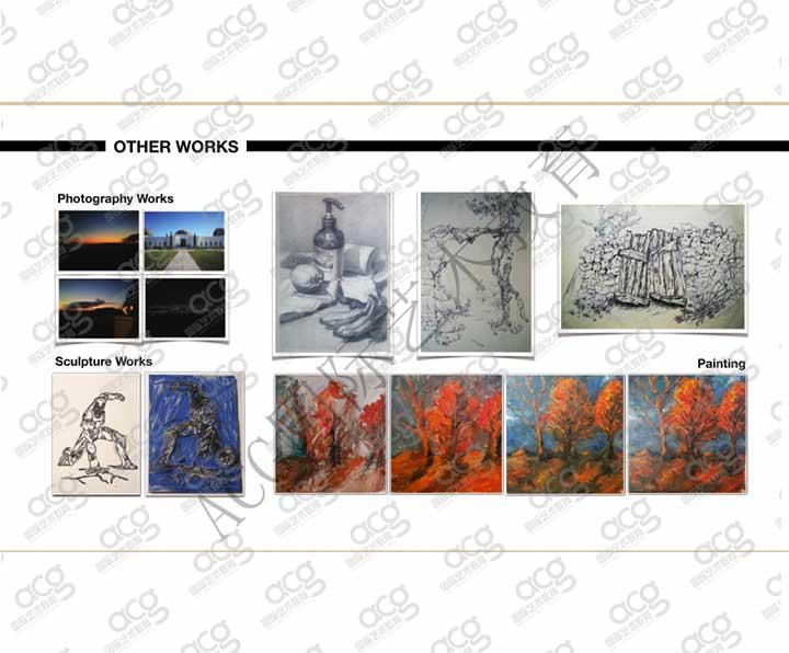 纽约视觉艺术学院-产品设计-本科-刘子怡-ACG国际艺术教育