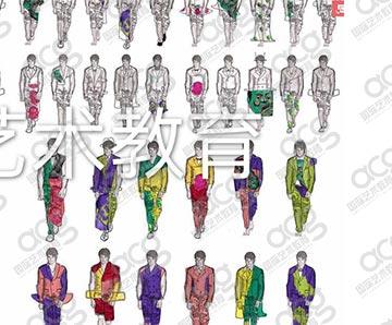 上海-杨谭-服装设计-爱丁堡大学-研究生