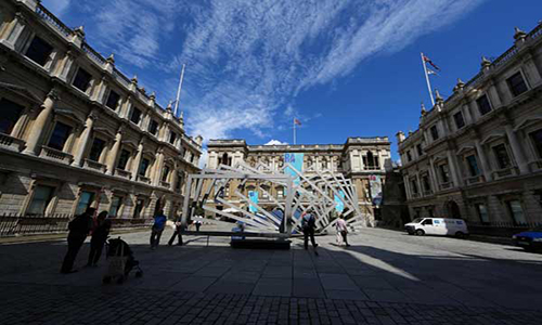 伦敦艺术大学怎么申请?