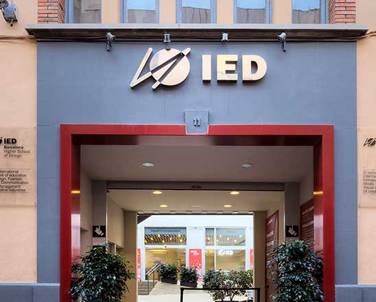 Istituto Europeo di Design-Barcelona