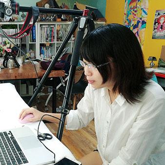 国贸校区-刘昕哲-动画设计-纽约视觉艺术学院SVA-硕士