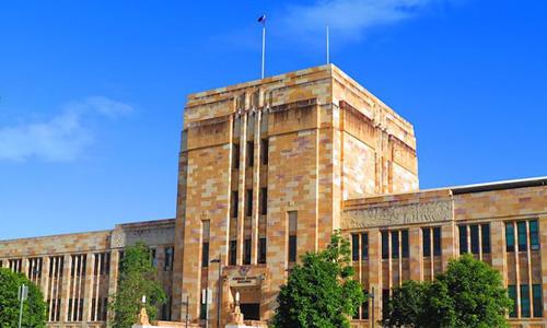 昆士兰大学硕士专业有哪些?