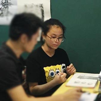 何欣桐-广州校区-艾米丽卡尔艺术与设计大学-动画-本科