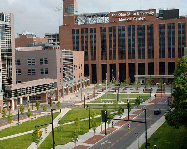 俄亥俄州立大学