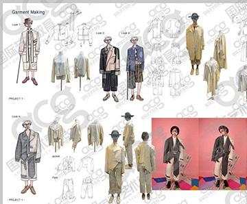 天津校区-钱方-服装设计-帕森斯设计学院 parsons-硕士