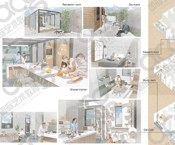 广州-吴梦青-室内设计-格拉斯哥艺术学院伯明翰城市大学布莱顿大学-硕士