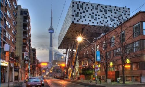 加拿大安大略艺术设计学院排名